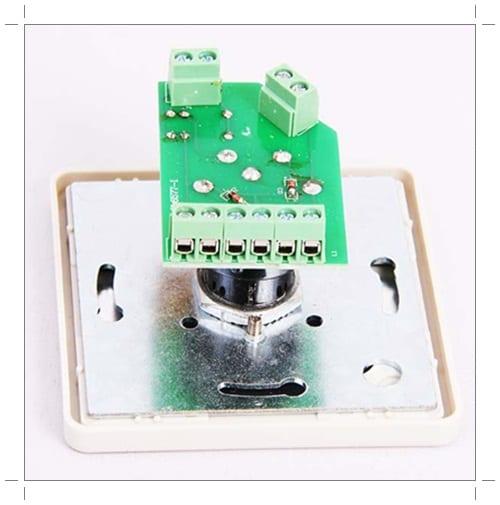 Wireless Control Switch สวิตซ์ตั้งค่าโหมดการทำงาน (WB3120)